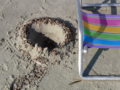 Sand Crater