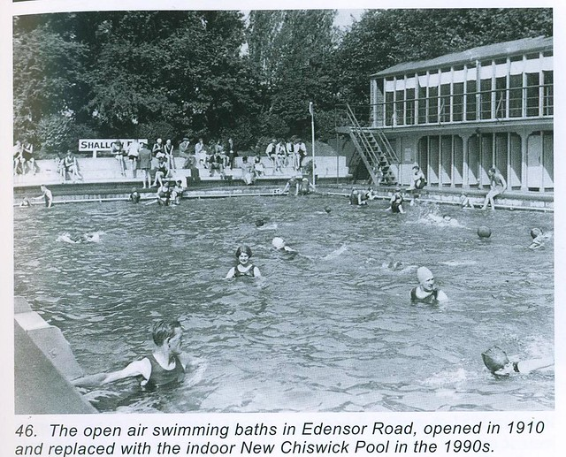 Ye Old Chiswick Swimming Pool Flickr Photo Sharing