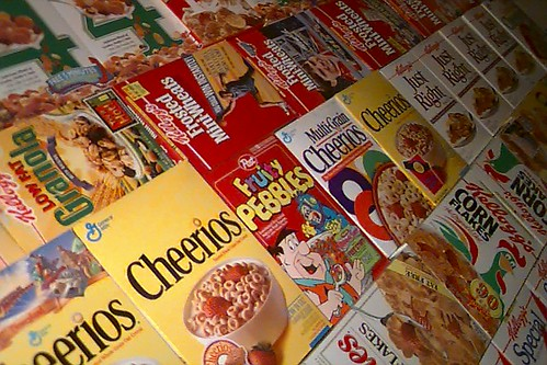 marketing cereal