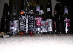 Alcohol line