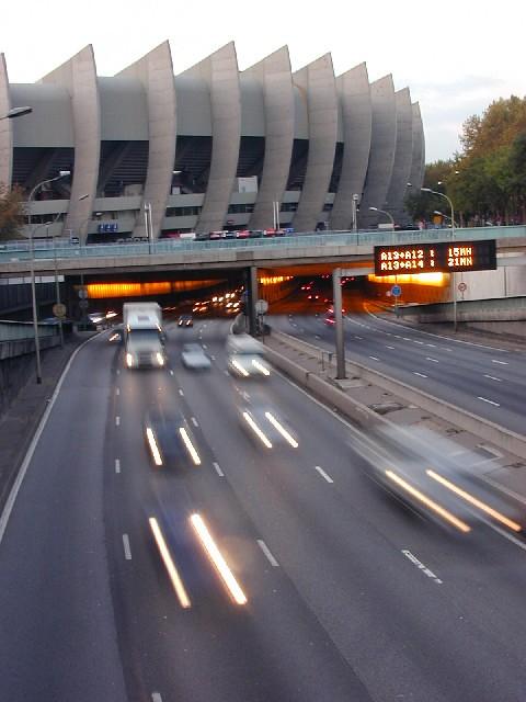 Estádio do PSG | Flickr - Photo Sharing!