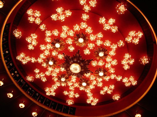 Kennedy Center Opera House Chandelier