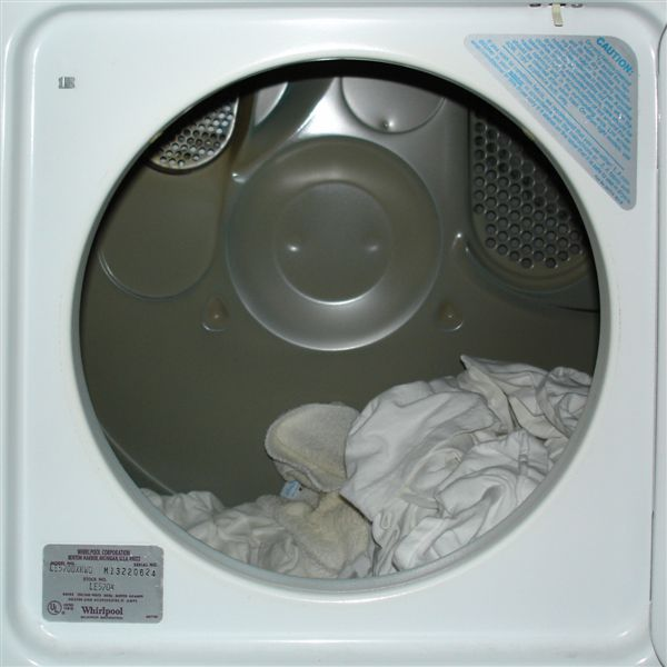 Clothes dryer by Thom Watson