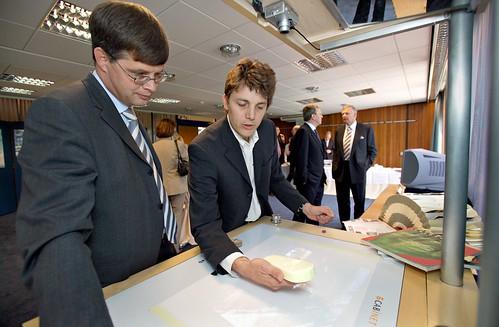 Balkenende with Cabinet