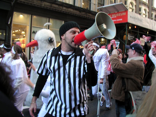 megaphone by kimba, on Flickr