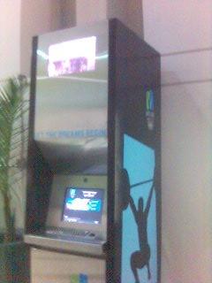 NYC2012 kiosk