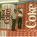 Coke Display 1983 by The Rocketeer
