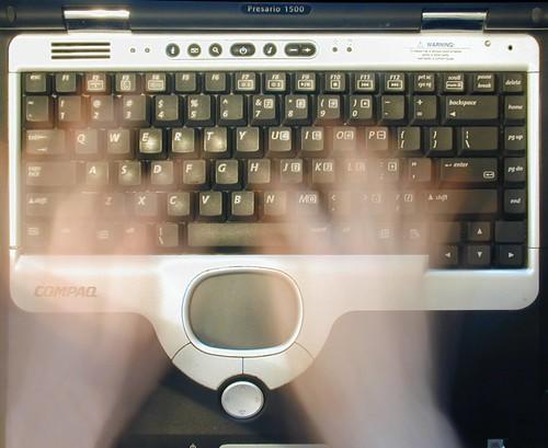 keyboard ~ blur