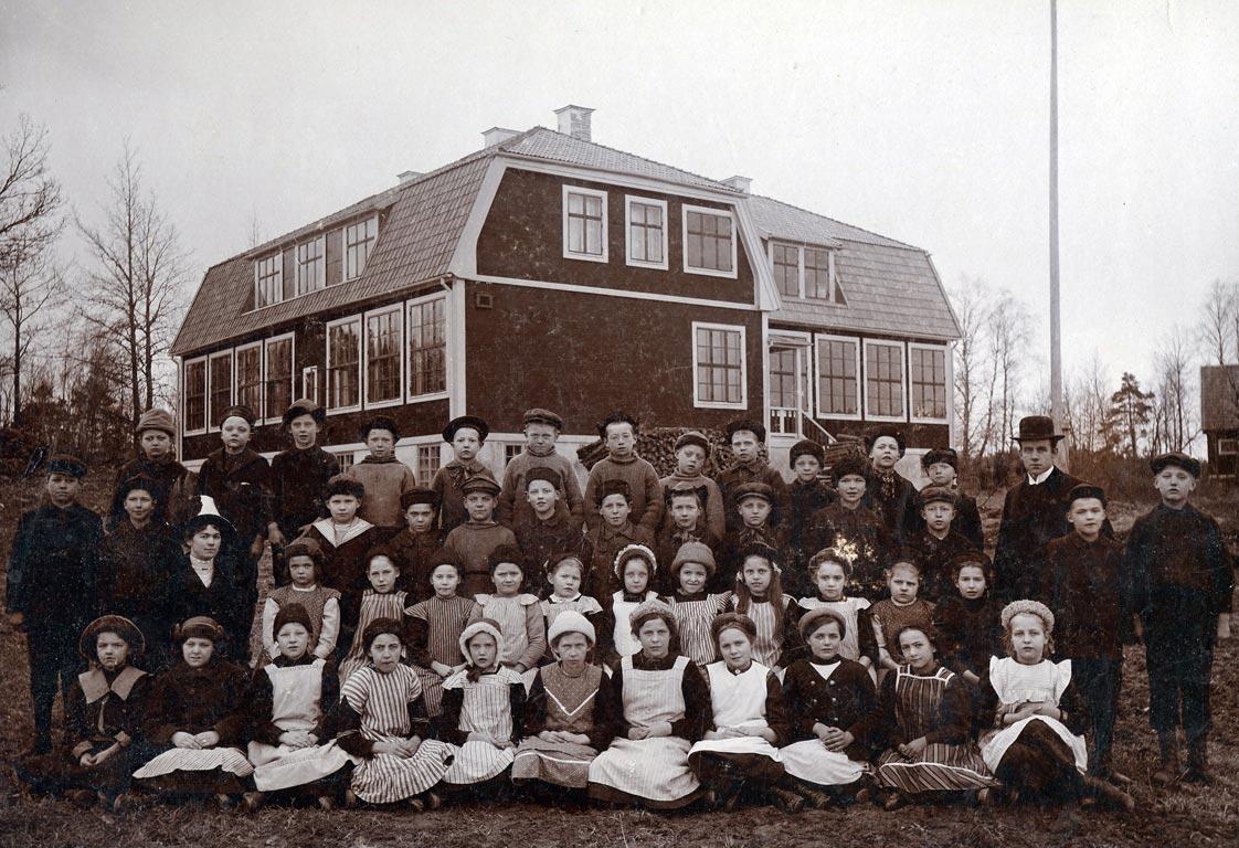 Tungelsta gamla skola