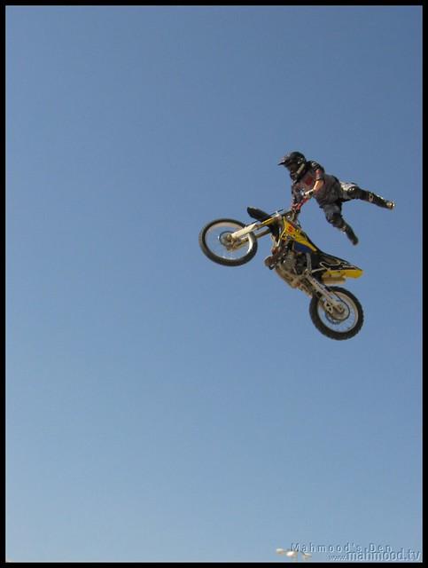 Dirt Bike tricks at the BIC | Flickr - Photo Sharing!