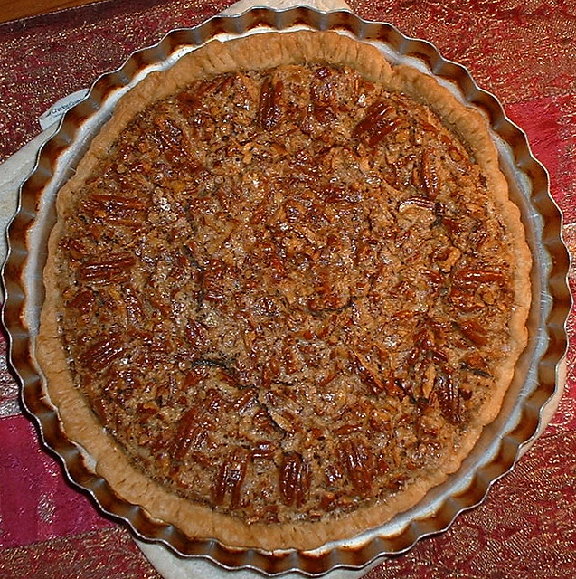 pecan pie from Flickr via Wylio