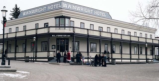 Heritage Park Wainwright Hotel