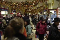 Black Friday in Macy's