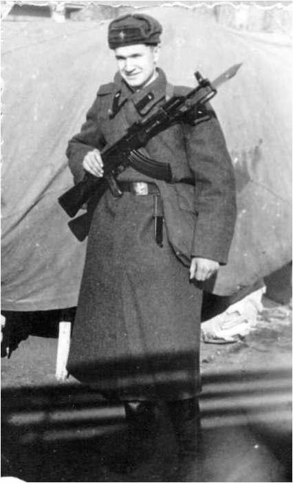 Soviet Soldier Dad