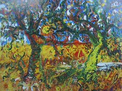 paintings by john percival trees i couldn 39 t find may