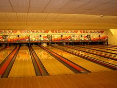 Bowling in Camden
