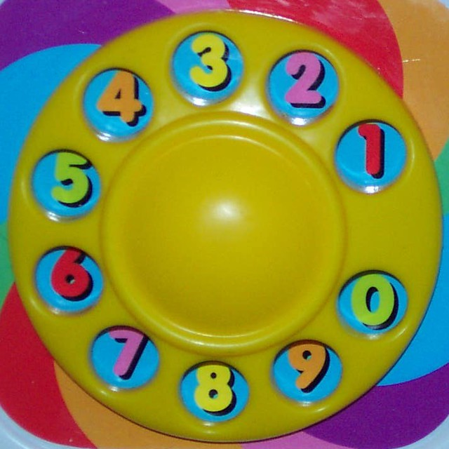 toy phone dial