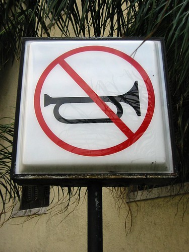 No Trumpets, Please!