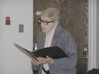Margaret Avison reading poem