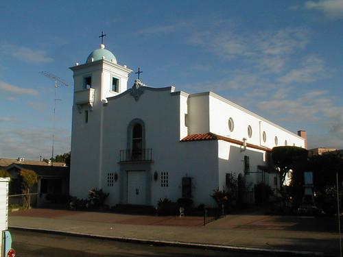Where I was baptized a Catholic