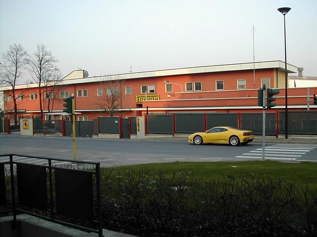 Ferrari Factory Flickr Photo Sharing