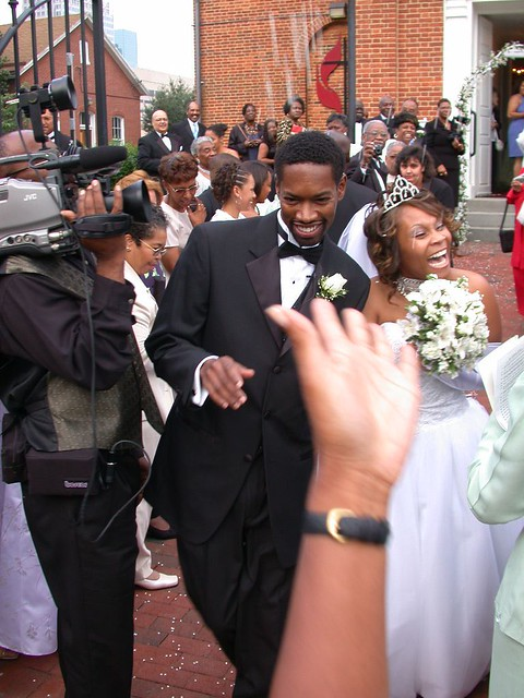 Cameron & Annette's Wedding Recessional