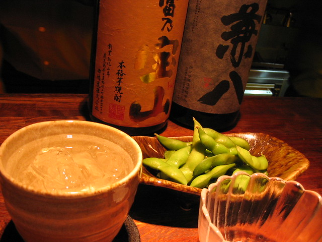 Shochu - Japanese spirits