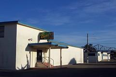 Treasure Island, abandoned bowling alley