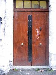 Another wooden door