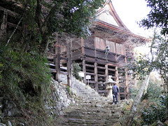 Hiyoshi Taisha - at the summit