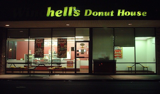 welcome to hell's donut, Fujifilm FinePix1300