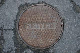 Sewer Cap