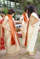 clothing, sari, costume, ceremony,