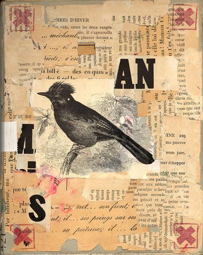Book Cover Collage Name : Scrapiteria collage book cover