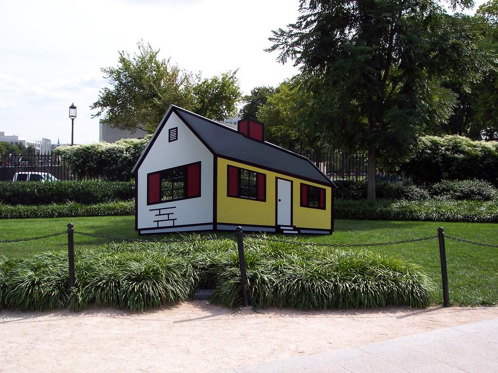 House I - National Gallery of Art Sculpture Garden