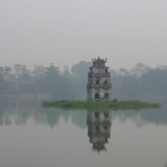 Temple in Hoan Kiem