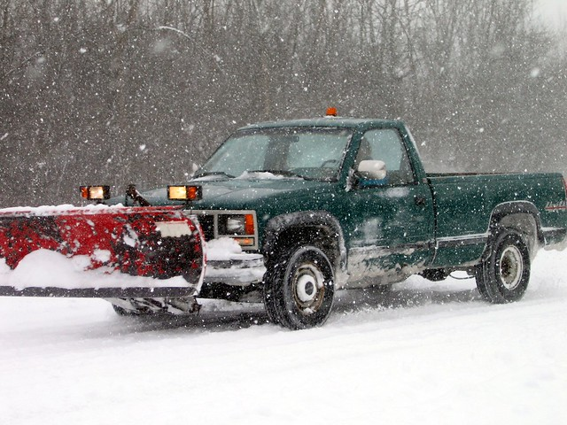 Snow Plow - Flickr - Photo Sharing!