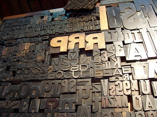 Typefaces Galore