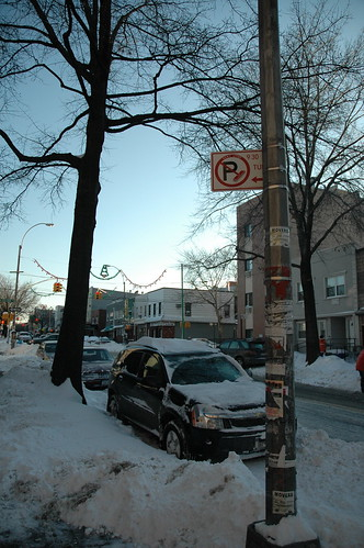 NYC's alternate side parking regulations back in force as