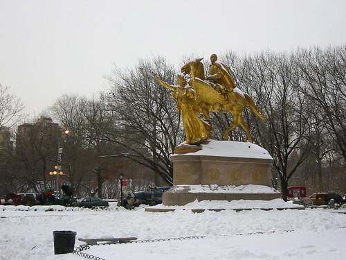 Grand Army Plaza, Central Park
