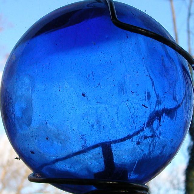 blue globe | Flickr - Photo Sharing!