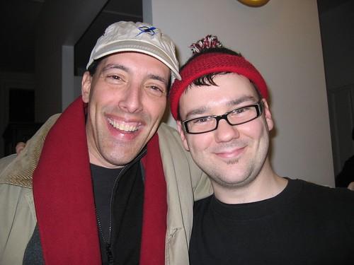 Steve and Chuck