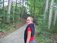 Alicia, Saratoga National Historical Park, Stillwater, New York