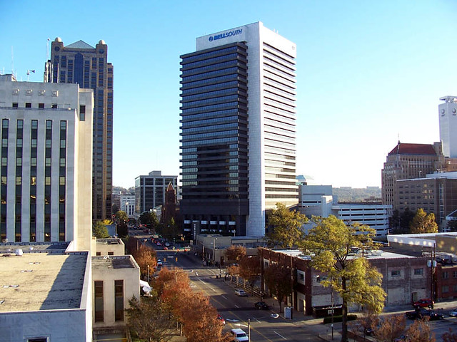 Downtown Birmingham Alabama Downtown Birmingham Alabama Flickr Photo S