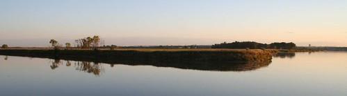 northdakota bismark ftabelincoln missouririver sunset