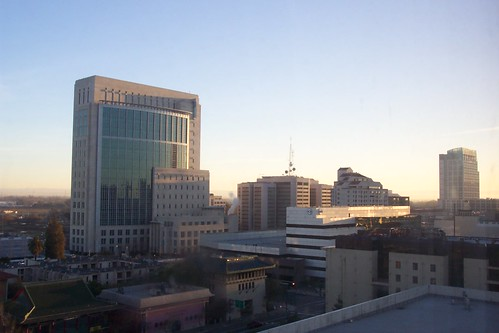 Sacramento At Dawn