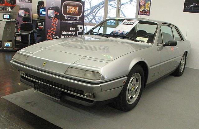 Ferrari 412i - 1986 - V12 - 340 PS - a photo on Flickriver