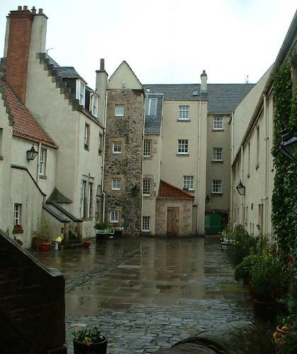 Edin Whitehorse Close Peter McGee birthplace