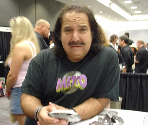 Ron Jeremy's First Goatse