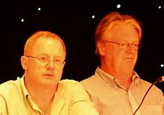 Lorne Gunter and David Warren